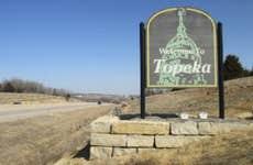 topeka sign