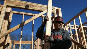 High lumber prices ease: Here's what it means for homeowners and homebuyers