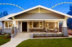 A Craftsman-style home