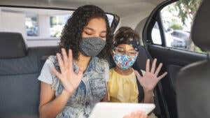 Coping with COVID: 15 Car-friendly mindfulness activities for kids