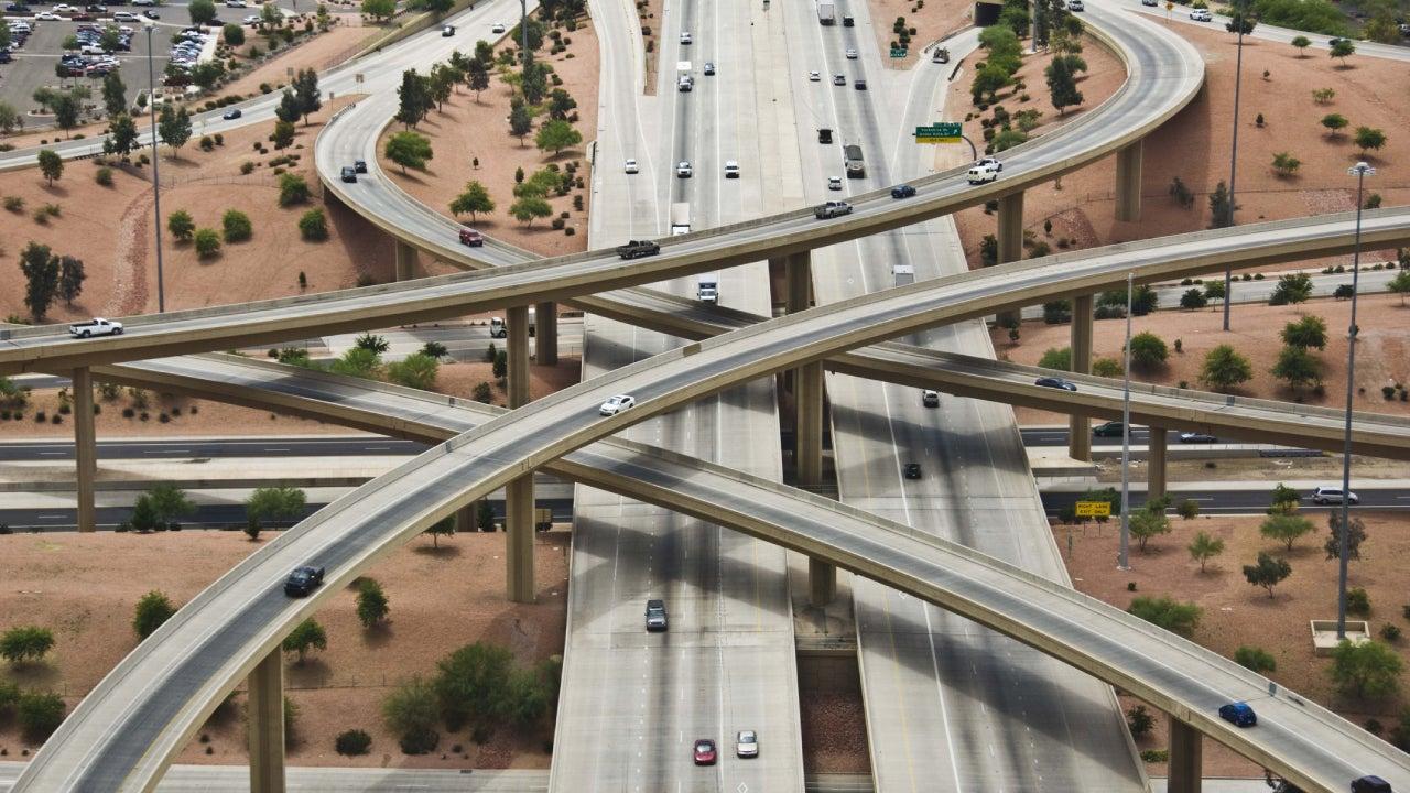 Interstate in Phoenix