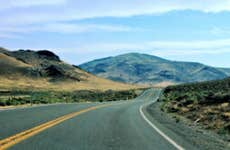 Open road in Reno