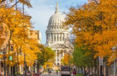 Madison Wisconsin Capital State Street View