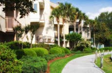 Condominiums on Hilton Head Island, South Carolina