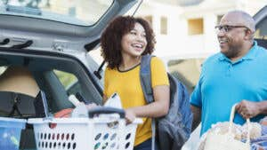 Guide to college saving on driving