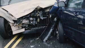 What happens in a no fault accident?