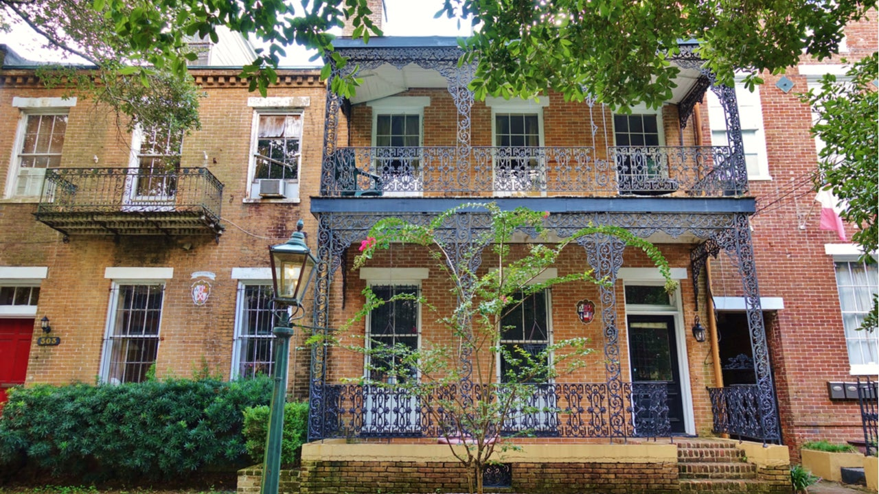 Homes in Mobile, Alabama