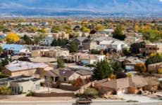 Albuquerque, New Mexico suburbs