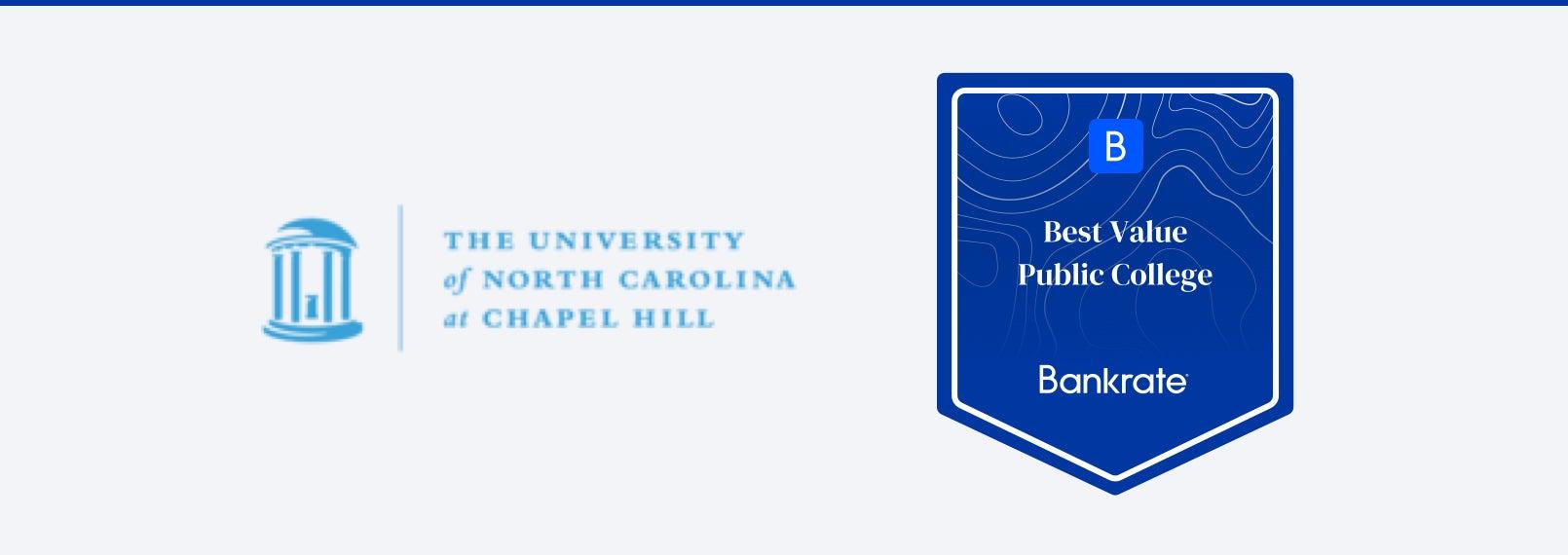 UNC Chapel Hill badge