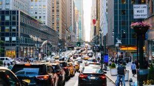 Average cost of car insurance in New York for 2021