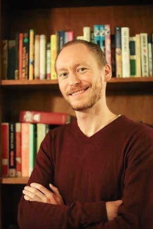 Image of the author Joshua Cox-Steib