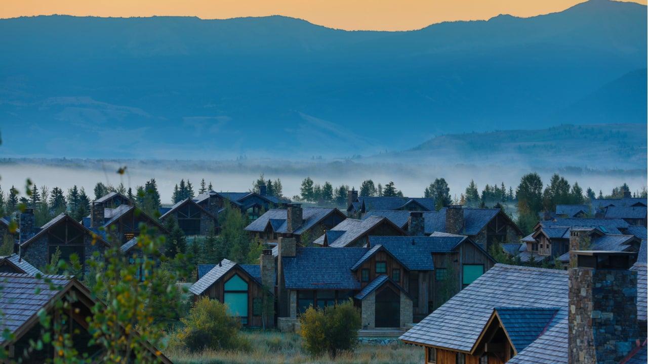 Teton Village, Wyoming