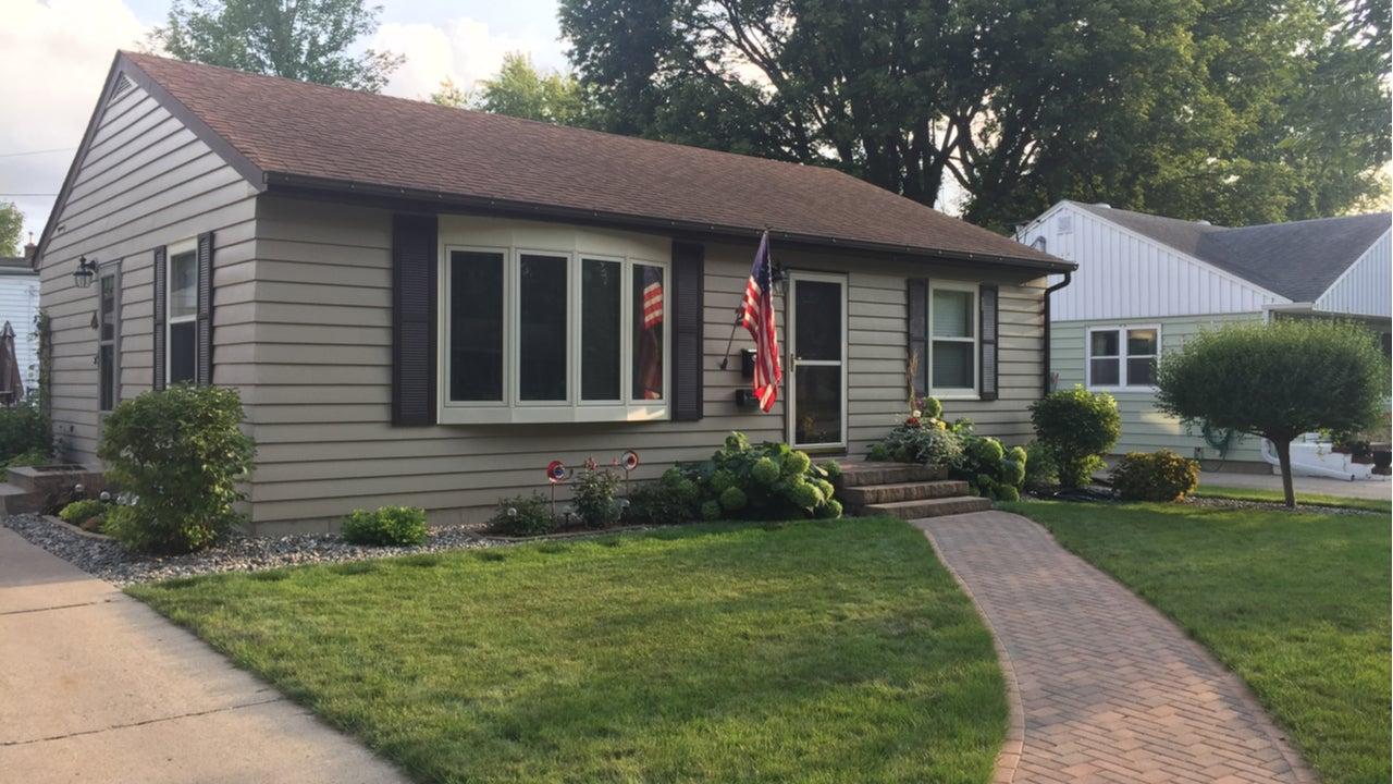Home in Fargo, North Dakota