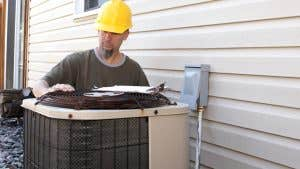 Does homeowners insurance cover A/C?