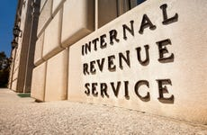 Internal Revenue Service federal building Washington DC