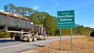 Average cost of car insurance in Alabama for 2021