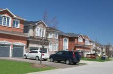 Modern Residential Neighborhood