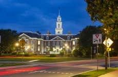 Legislative Hall In Dover, Delaware (The Capitol Building)