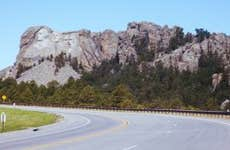 Mt. Rushmore and Iron Mountain Road