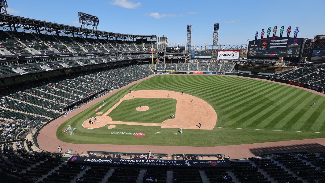 Chicago White Sox vs. Cleveland Indians at Guaranteed Rate Field
