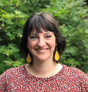 Image of the author Lauren Ward