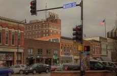 Ninth and Broadway Columbia Missouri