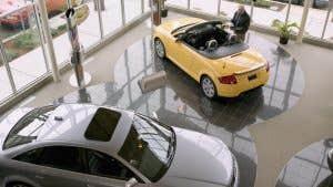 Car insurance for Audis