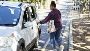 Rideshare insurance in California