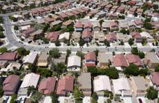 American Housing Development from Above