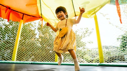Does homeowners insurance cover trampolines?