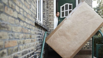 Does home insurance cover packages?