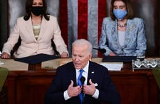 Biden delivers speech before Congress