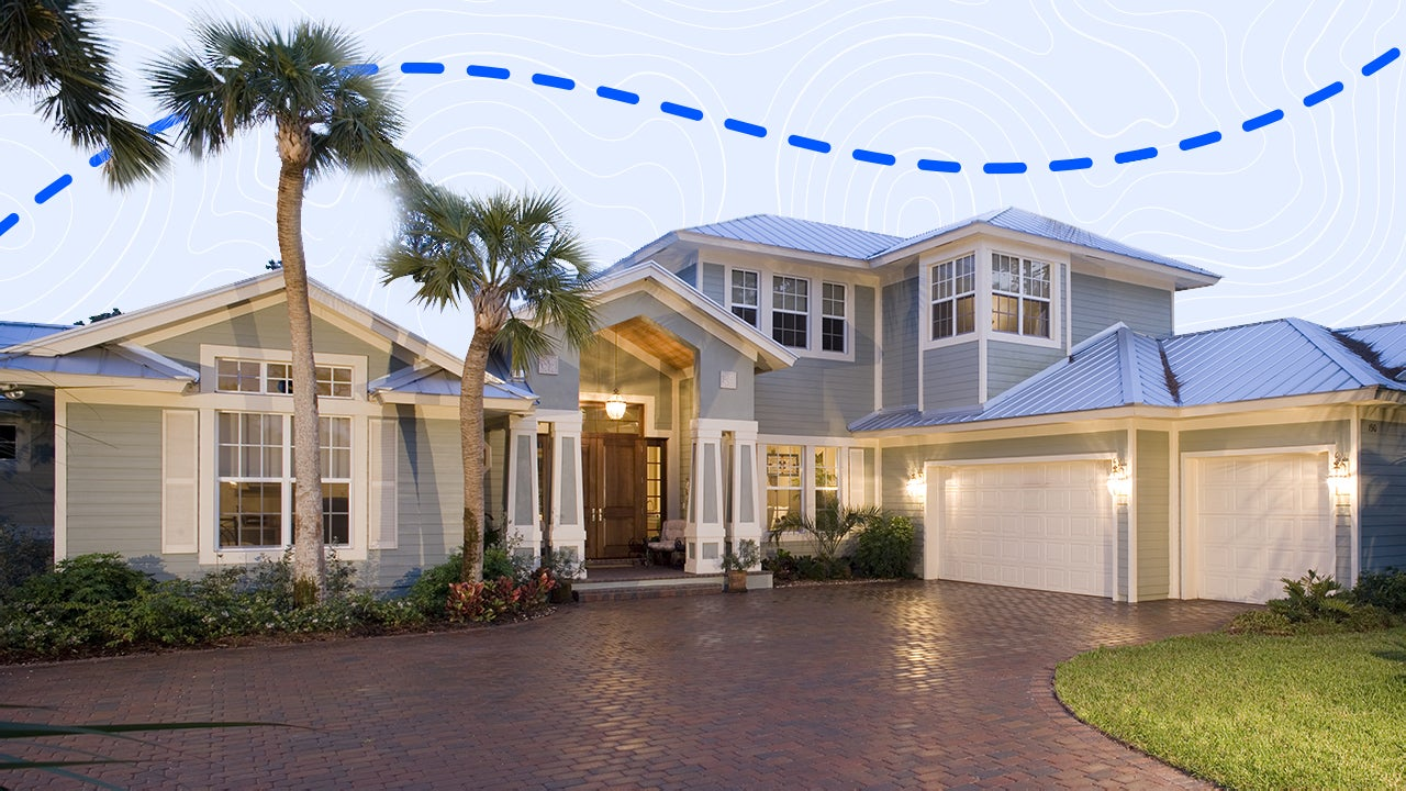 A large single-family home in Florida