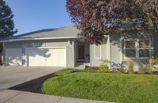 USA, Idaho, Boise, Exterior of single-family home in suburbs
