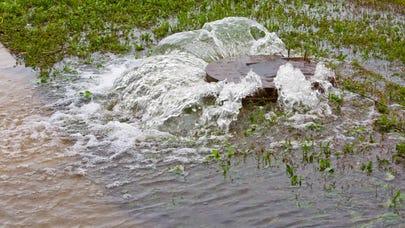Prevent sewer backups