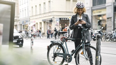 Road safety for cyclists