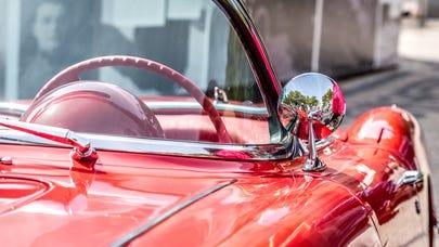 Car insurance for a Corvette