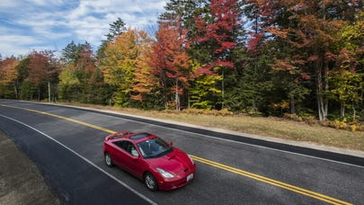 Average cost of car insurance in New Hampshire for 2021