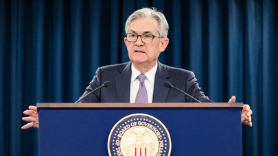 Fed holds interest rates near zero, sees two rate hikes in 2023