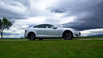 Car insurance for a Tesla Model S