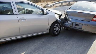 At-fault vs. no-fault accidents