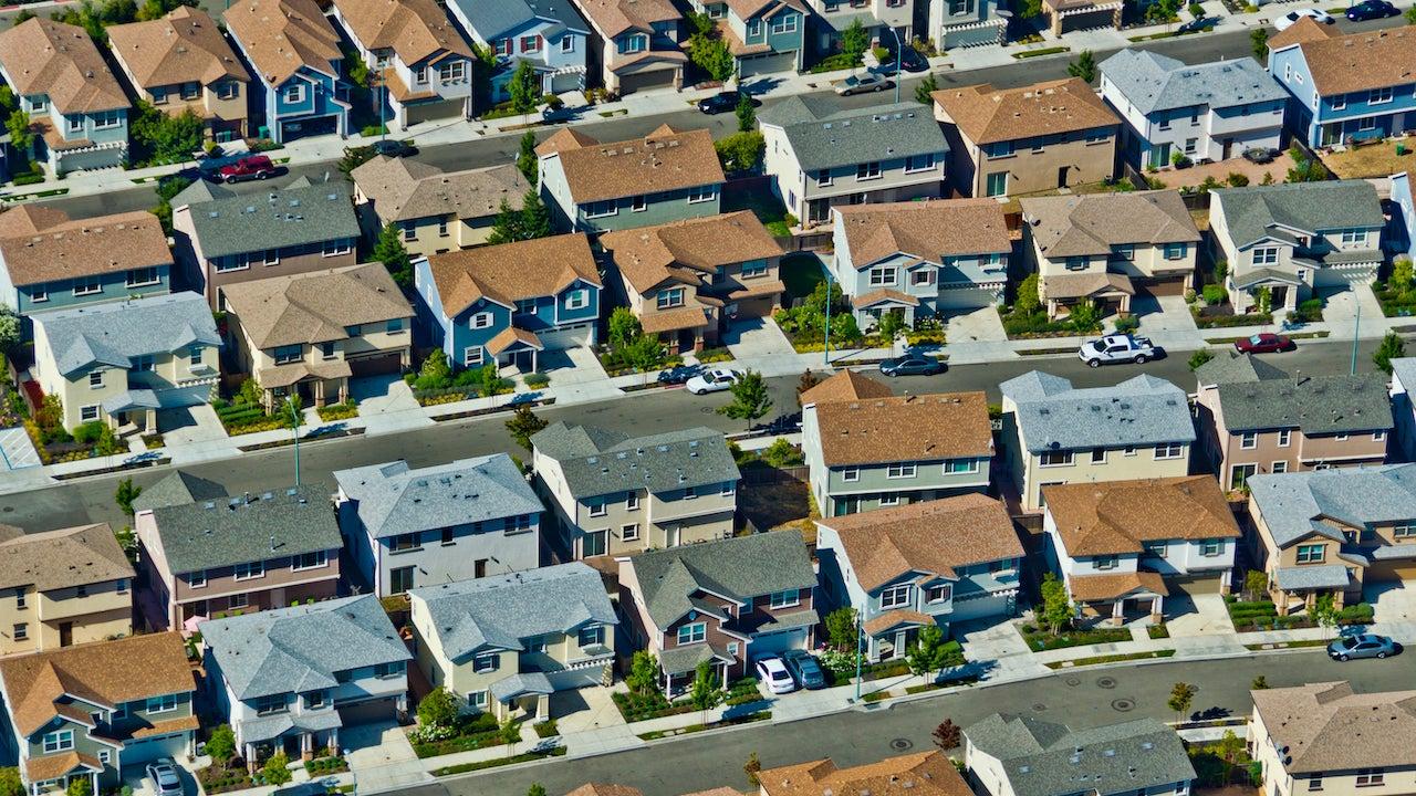 Mortgage rates dip
