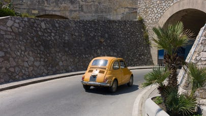 Car insurance for a Fiat