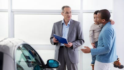 Do you need insurance to register a car?