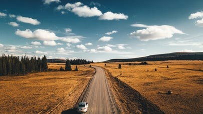 Driving without insurance in Wyoming