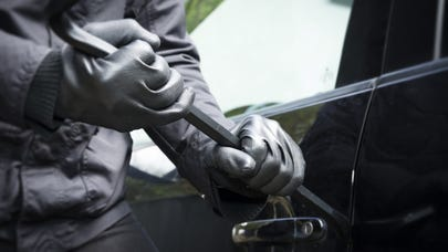 Worst states for car theft