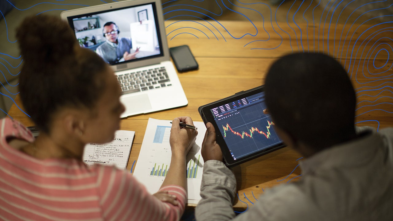 Two beginner investors review their strategies