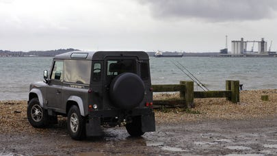 Car insurance for Land Rovers