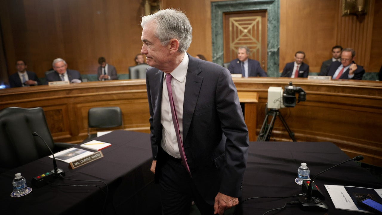 Federal Reserve Chairman Powell