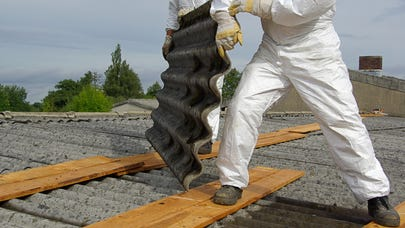 Does homeowners insurance cover asbestos removal?